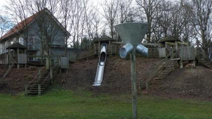 Spielplatz am Schützenhaus.