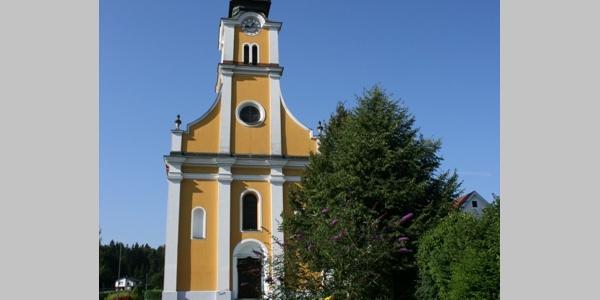 Kirche in Oberhaag
