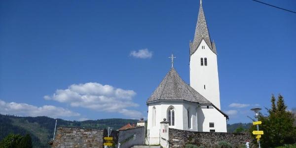 Prebl - Kirche