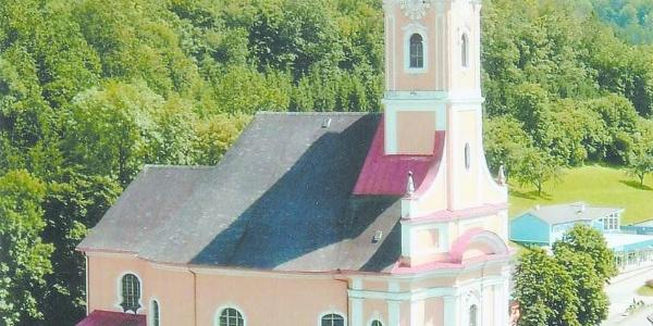 Kirche St. Johann im Saggautal