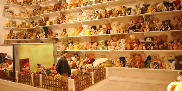Bärenausstellung - Deutsches Teddybärenmuseum Sonneberg