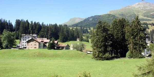 Aussicht Stäterhorn Sommer