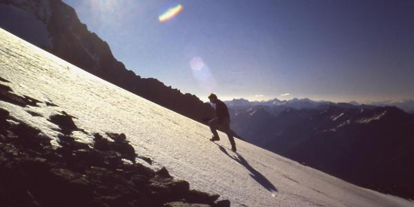 An der Geltalspitze (3125m), Riesenfernergruppe