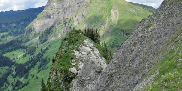 Kreuzle - alter Passübergang