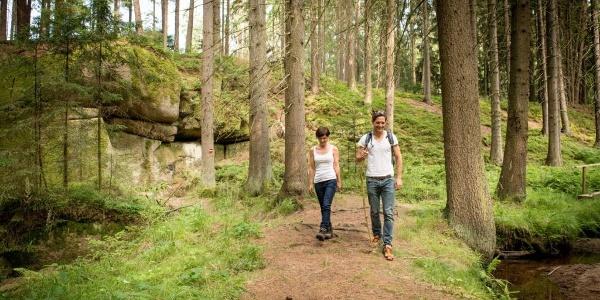 Wandern im Waldviertel