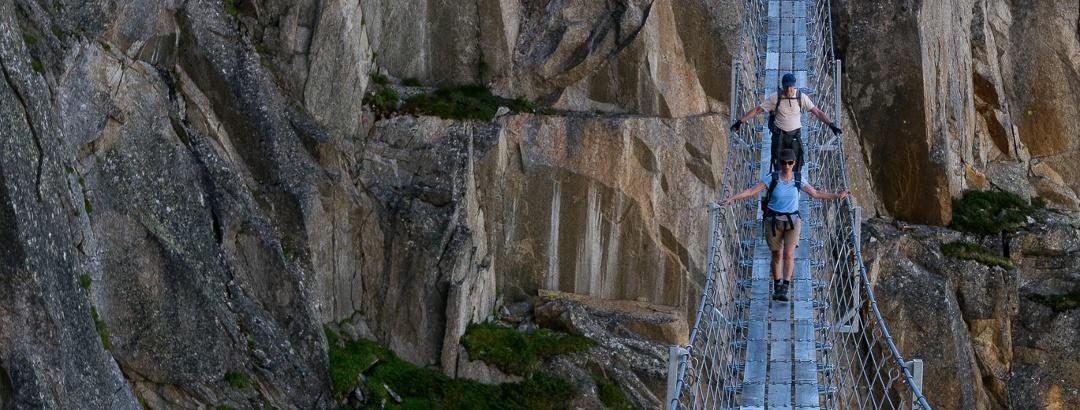 Salbit-Hängebrücke
