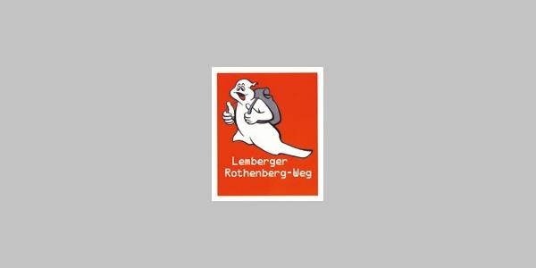 Wegkennzeichen Rothenberg-Weg