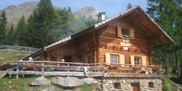 Leppner Ochsneralmhütte