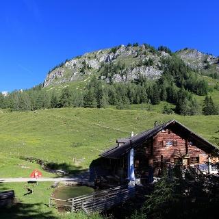 Igltalalm, 1.507 m