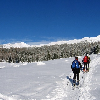 Looking at Bocche Peak