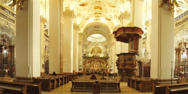 Innenansicht Basilika