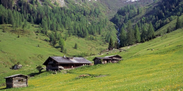 Aigenalm-Mandlhütte