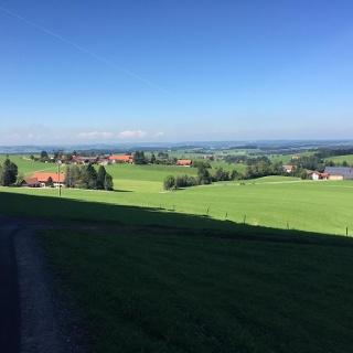 Gschnaidt - Blick in das baden-württenbergische Unterland