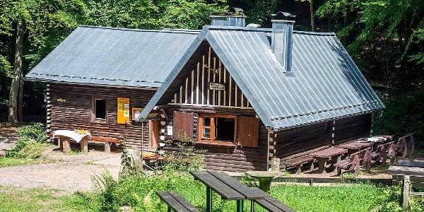 Böchinger Hütte im Pottaschtal