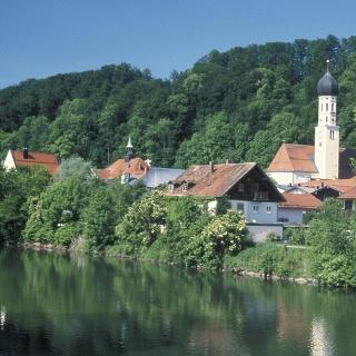 Wolfratshausen an der Loisach