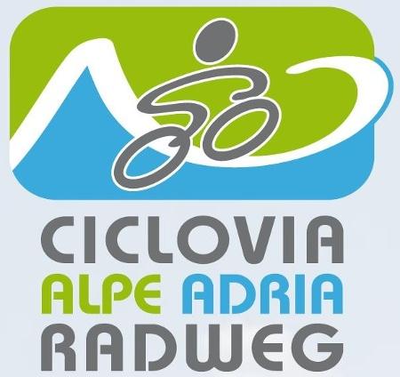 Logo Ciclovia-Alpe-Adria-Radweg