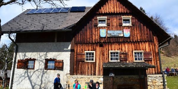 Mühlbacher Hütte