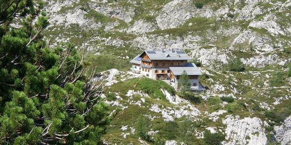 Laufener Hütte-Hochkarfelderkopf-Gsengalm