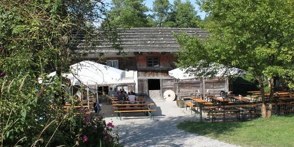 Katzbrui-Mühle mit Mühlenmuseum