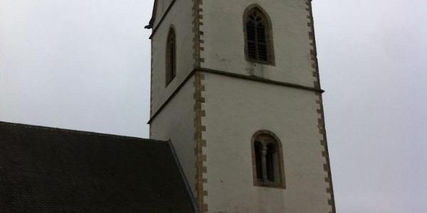 Kirche in Sindringen