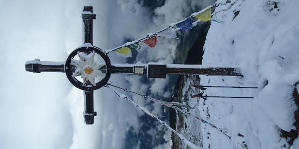 Gipfelkreuz des Filzenkogels