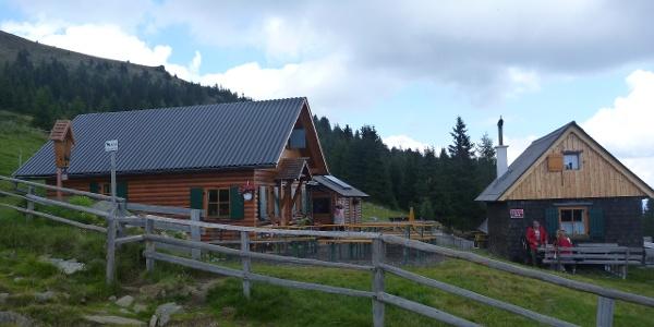 Seetaler Alpen-Stoanahütte 1730 m