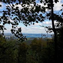 Blick vom Firstweg in den Hegau