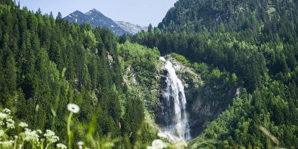Mischbachwasserfall