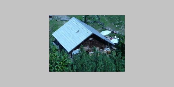 Langfeldhütte - Loseggalmen