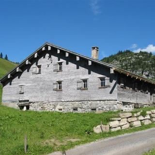 Alpmuseum uf m Tannberg