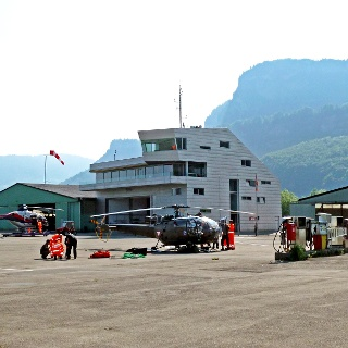 Flugplatz Hohenems-Dornbirn