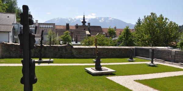 Werner Berg Museum-Skulpturengarten