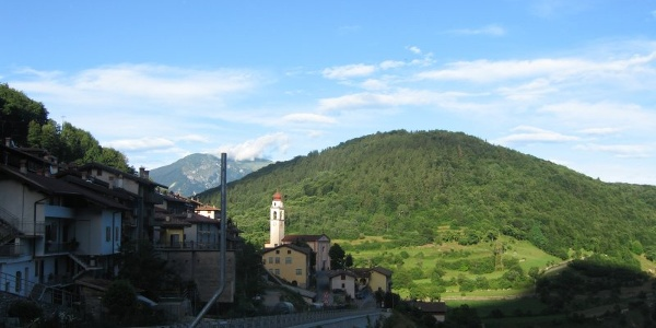The village of Campi