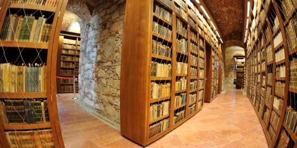 Benediktinerstift St. Paul- Bibliothek
