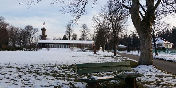 Der Kienberg im Winter