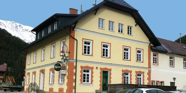 Der Gasthof Altenbergerhof
