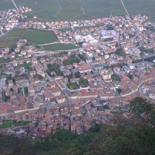 Ausblickspunkt Belvedere