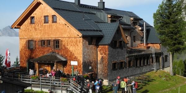 Erfurter Hütte