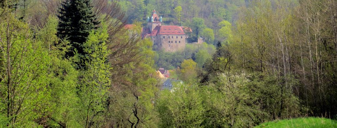 Liebstadt mit Schloss Kuckuckstein