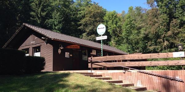 Hütte vorm Selberg: Außenaufnahme