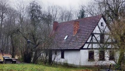 Eichenbühl; Ehemaliges Forsthaus (12/2015)