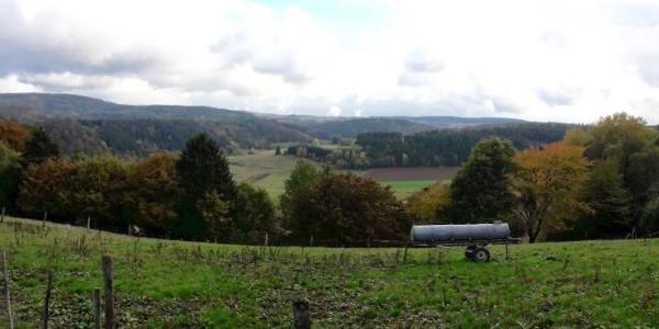 Panorama Kellerwald