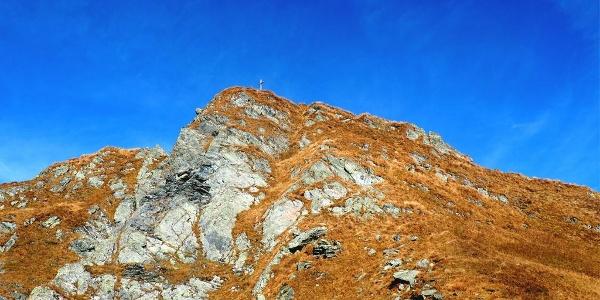 Rossgruberkogel 2156m vom Vorgipfel