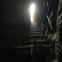 Foto von Wanderung: Sächsische Schweiz - Aus Bad Schandau zu den Tafelbergen Gohrisch, Papststein und Kleinhennersdorfer Stein • Sächsische Schweiz (31.10.2016 21:55:18 #3)