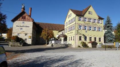 Startpunkt Brauerei Wacker Gröningen
