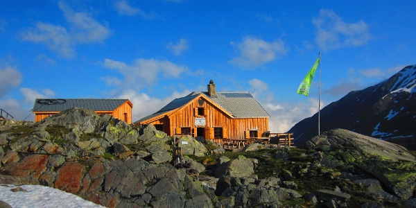 Rauhekopfhütte
