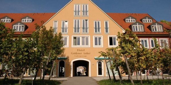 Hotel Goldener Anker Radebeul