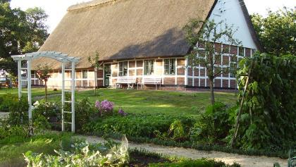 Bauerngarten am Heimathof Hüll