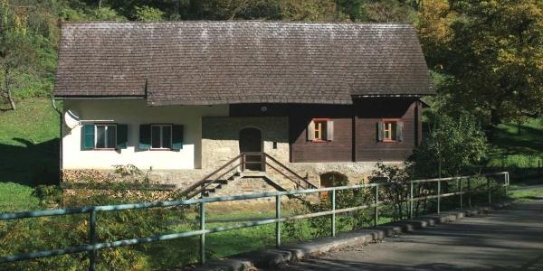 Breinmühle beim Klausenausgang