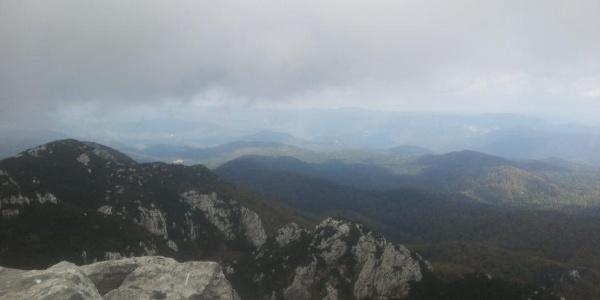 Risnjak peak
